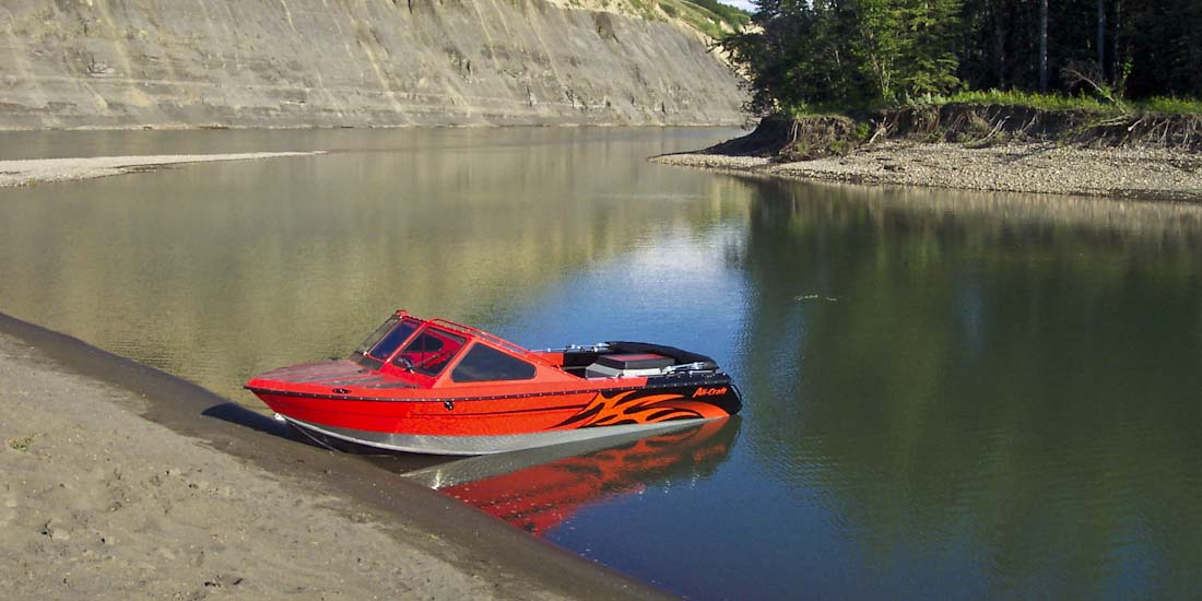 Alicraft Boats are custom aluminum boat manufacturers in Prince George BC